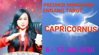 CAPRICORNUS  | 6 - 12 JULI 2020 | Endang Tarot