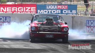 Burnout Masters Finals - Summernats 29