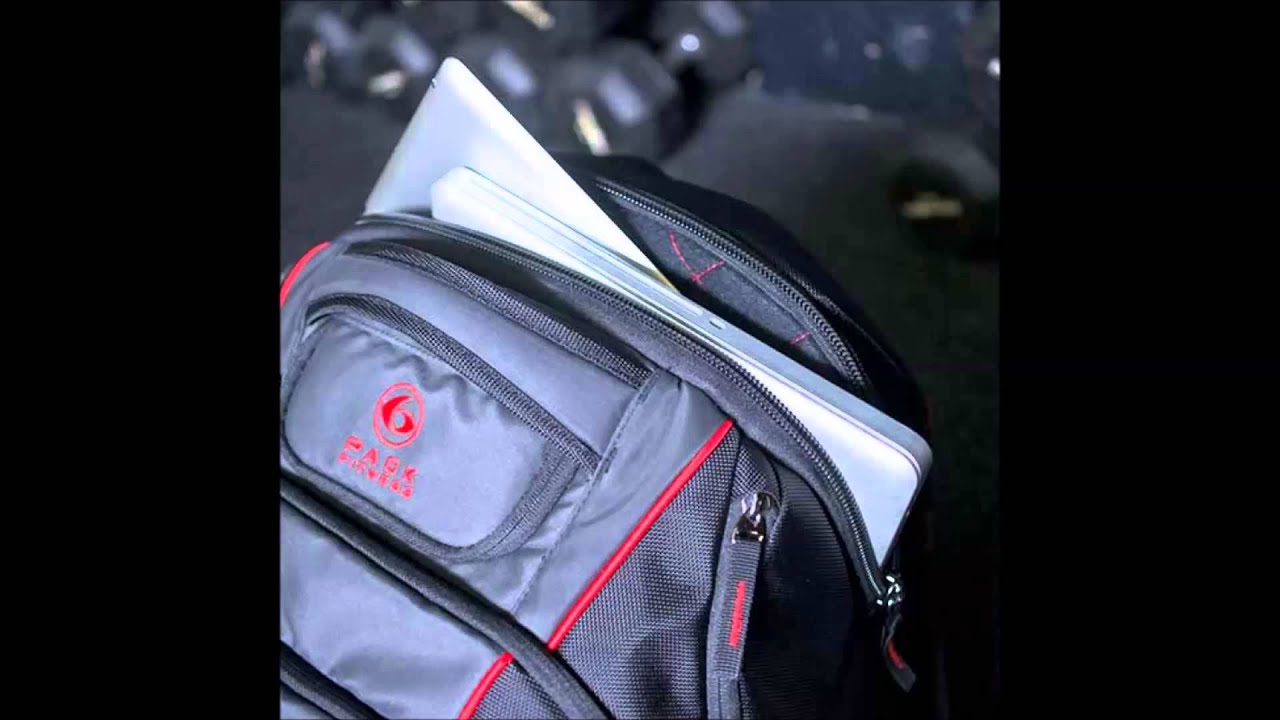 43bcffb09fbf Voyager 500 Backpack by Six Pack Bags - YouTube