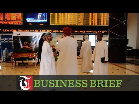 Muscat bourse reconstitutes general index