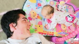 quality daddy and daughter time