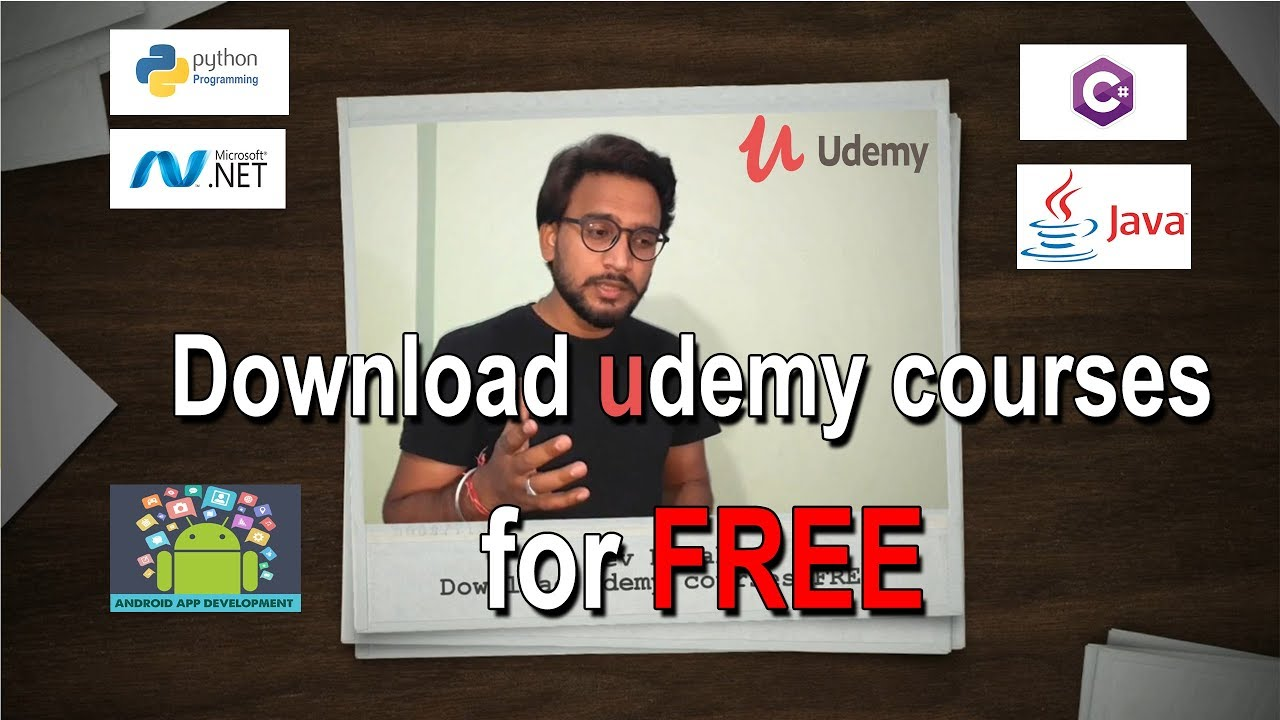 How to Download udemy courses free🔥✔ #udemy
