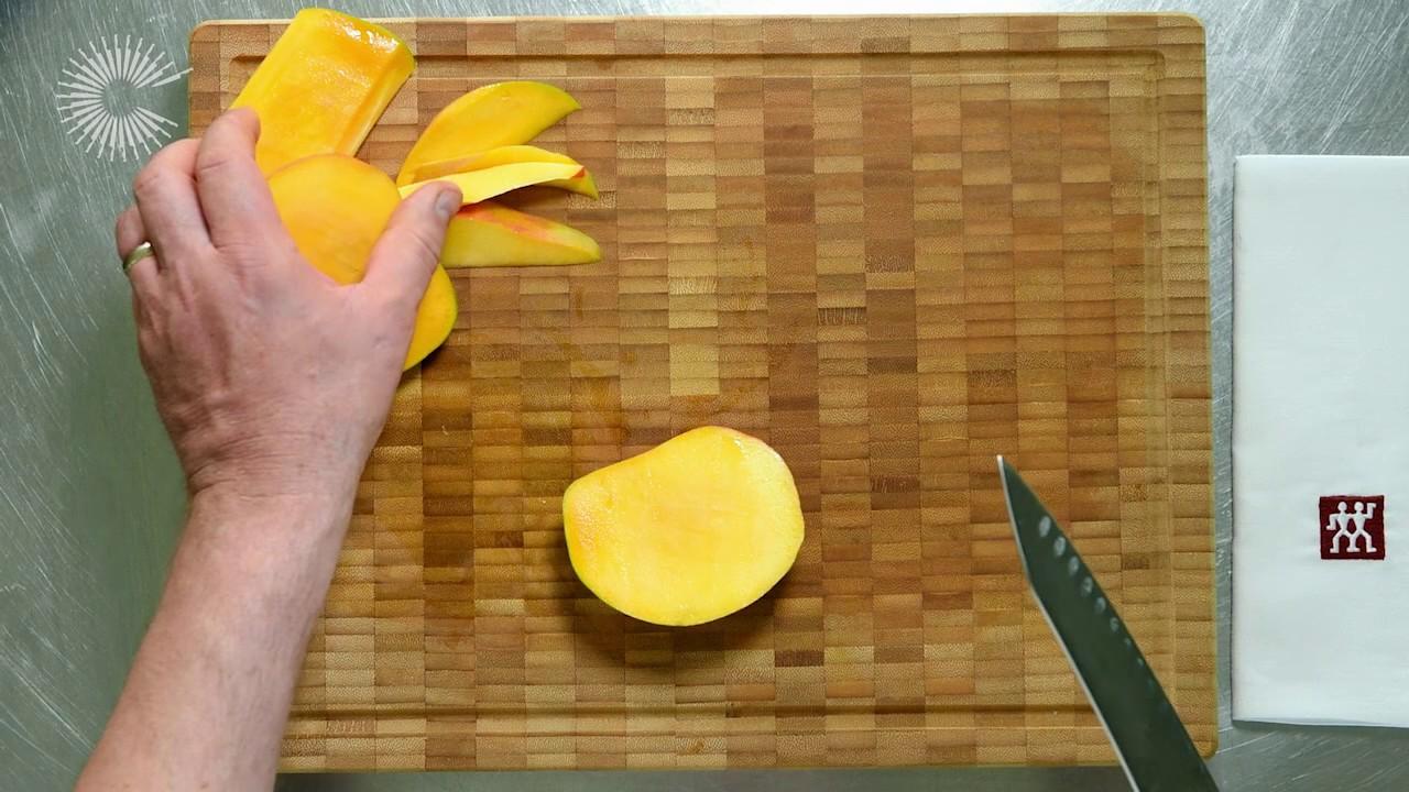 Knife Skills  How To Cut A Mango
