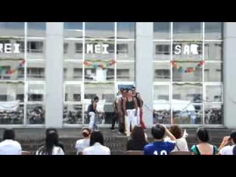 上山明新館高校 麗明祭2014830