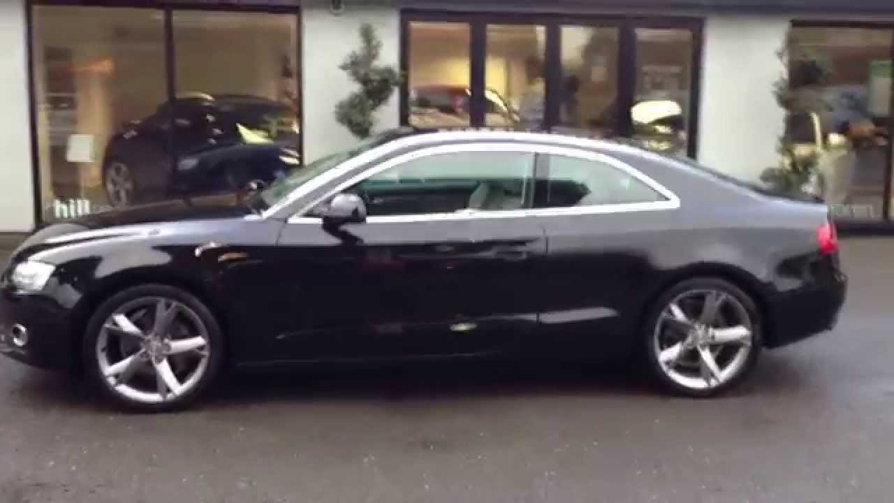 Audi A5 Coupe 1 8 Tfsi 160 For Sale At Hillmoren Ltd In