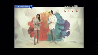 "Влад Рамм в программе ""Вконтакте Live"" на Russian Musicbox. Эфир от 23.04.18 г."