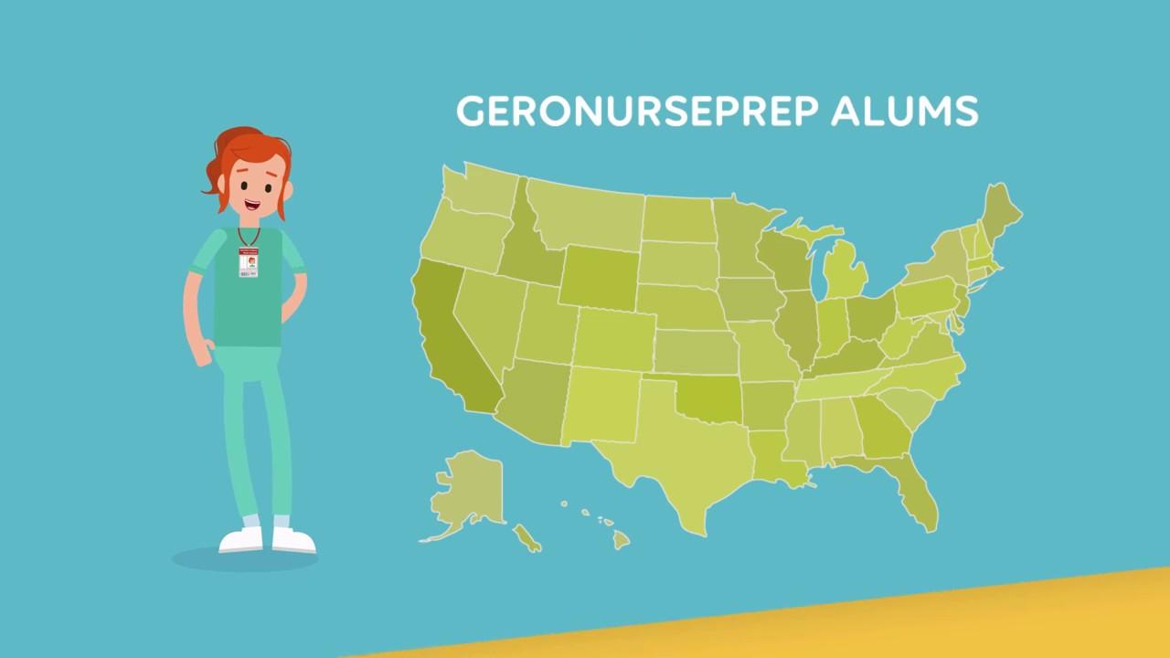 AHCA/NCAL Gerontological Nurse Certification Prep Course