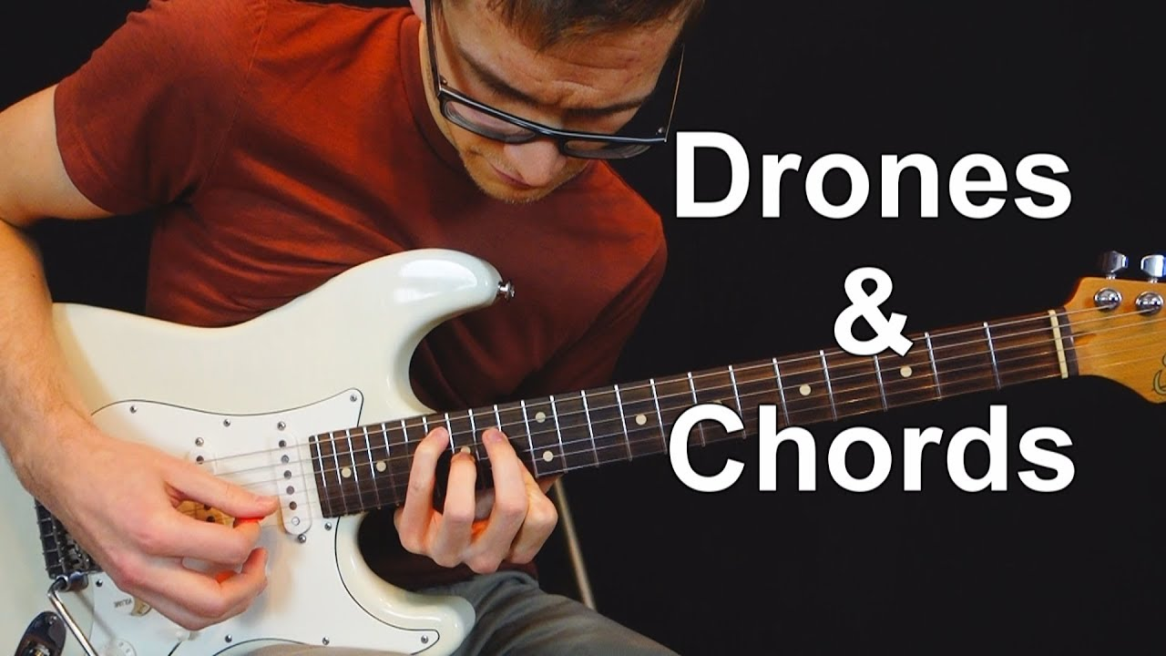 How To Make Your Ambient Guitar Drones Fit On Chord Changes