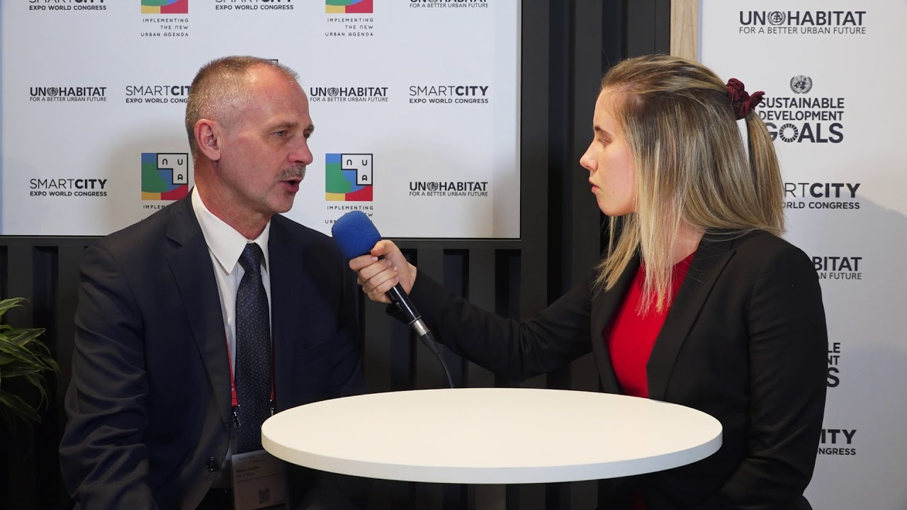 Smart City 2017 - UN-Habitat interview with Alexei Golubev
