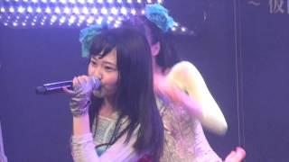 2014年5月24日、秋葉原P.A.R.M.Sの2部公演でスチームガールズが初のサ...
