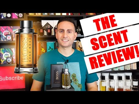 Hugo Boss The Scent Fragrance / Cologne Review