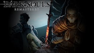 Culto - Dark Souls Remastered [NG+ Co-op] #28 w/ Sabaku no Maiku