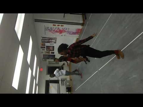 Club mix choreographed by Julius Jones