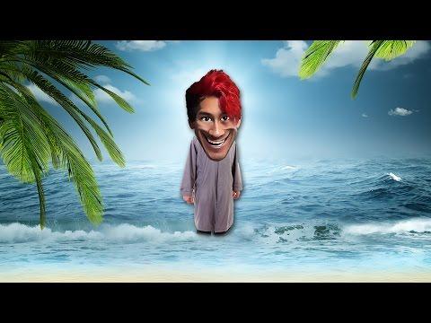 GET OFF MY ISLAND...   The Stranger