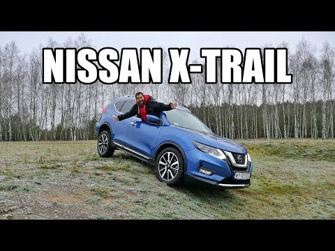 Nissan X-Trail 2020 - The Affordable Family SUV (ENG) - Test Drive And Review