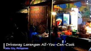 Driveway Larangan: All You Can Cook Buffet