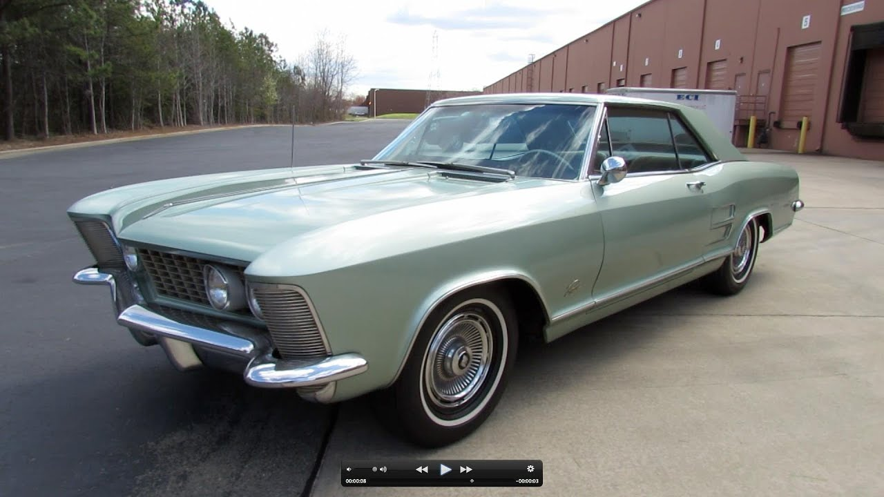 1963 buick riviera 401 cu in start up exhaust and in depth review youtube 1963 buick riviera 401 cu in start up exhaust and in depth review