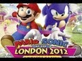 CGRundertow MARIO & SONIC AT THE LONDON 2012 OLYMPIC GAMES for Nintendo 3DS Video Game Review