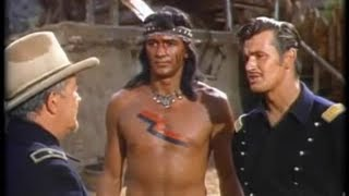 "Rock Hudson - "" Taza, Son of Cochise ""  Trailer  - 1954"