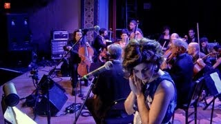 "Portland Cello Project and Lizzy Ellison: ""Title of this Song"" from Beck"