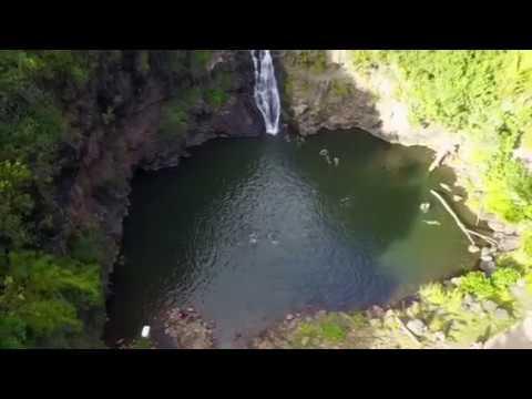WAIMEA Waterfalls and Botanical Garden