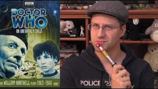 Doctor Who Classic Review - An Unearthly Child