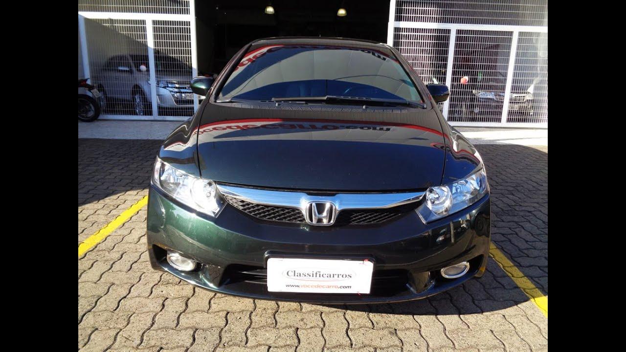 Honda New Civic LXS 1.8 16v (Flex)   2010