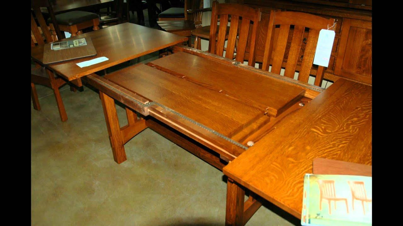 Nice Trestle Table Assembly.wmv