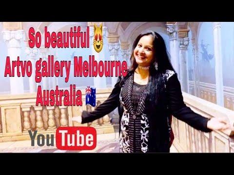 So creative Artvo gallery Melbourne Australia 🇦🇺