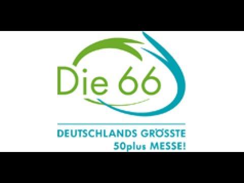 Die 66 in München - Deutschlands größte 50plus Messe!