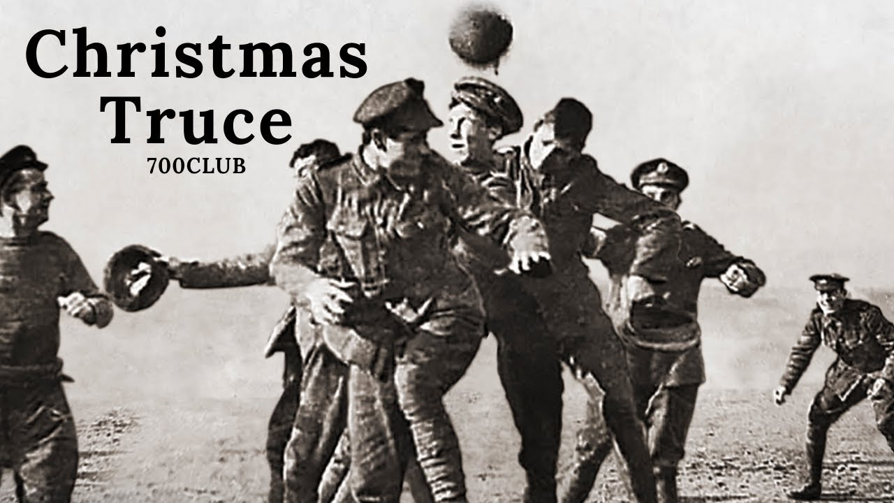 Wwi Christmas Truce.The Wwi Christmas Truce