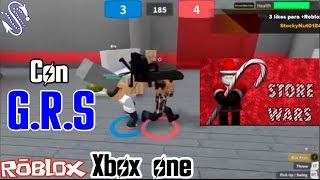 Roblox:Store Wars avec G.R.S, Time to Kill!] StockyGames (en)