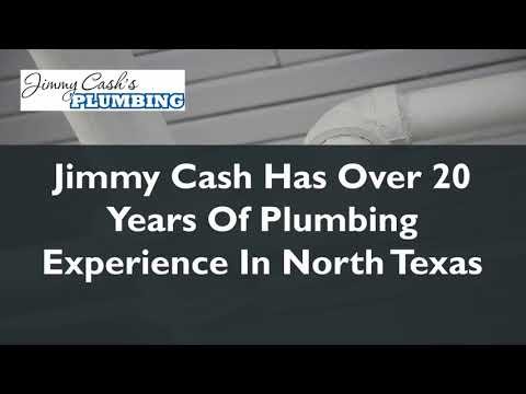Residential And Commercial Plumber Ivanhoe And Fannin County TX - Jimmy Cash