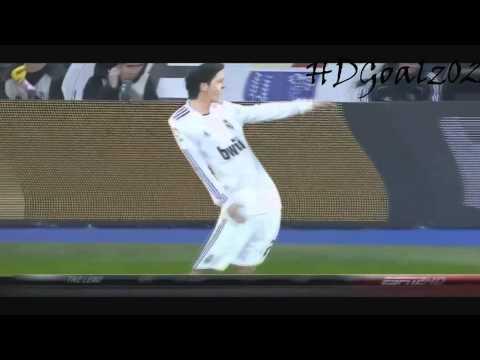 Mesut Özil | The Wizard Of Öz | 2010/2011 HD