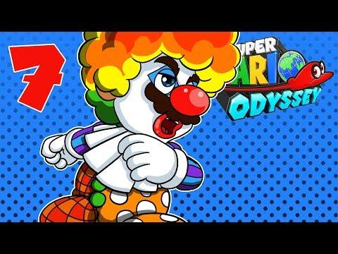BasicallyIPlay: Super Mario Odyssey #7 Lucheon Kingdom!