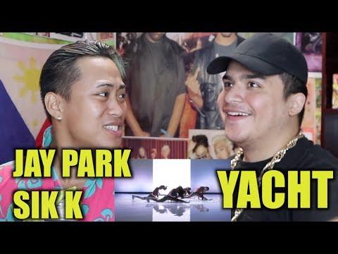 Jay Park - YACHT (Feat. Sik-K) Dance Visual REACTION X 2