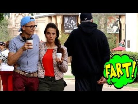 Funny Wet Fart Prank With The Sharter | Sons of Arkham