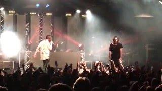 Repeat youtube video Hippie Sabotage - Habits (Stay High) Live - Sacramento, CA