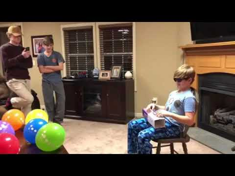 Fisher - Color Blind Boy Sees Colors For The First Time