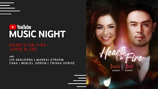 YouTube Music Night: Hearts on Fire: Juris and Jed this February 13!
