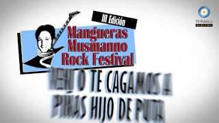 Mangueras musmanno Rock festival(Silvio rodrigo)