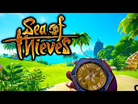 1 HOUR of SEA OF THIEVES Gameplay in 4K (Xbox One X)