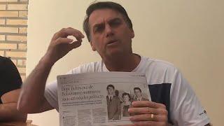 GLOBO fica DESESPERADA, ataca Bolsonaro COVARDEMENTE e recebe o TROCO!