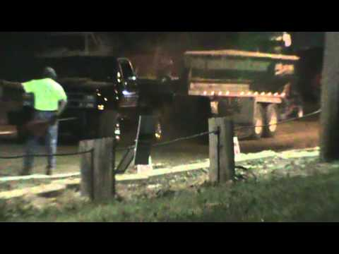 Kempton truck pull - Sleddog