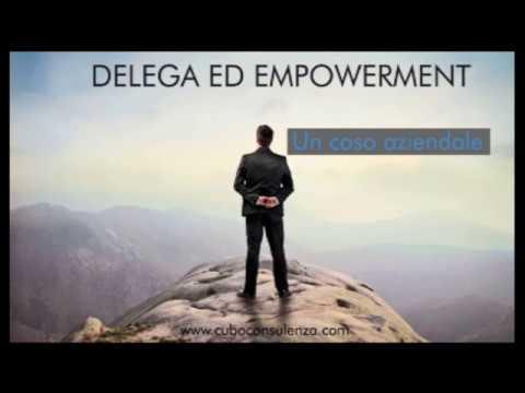 Delega Empowerment Cubo