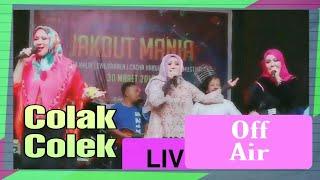 Mega Mustika,Camelia Malik,Evie Tamala - Colak Colek (Live Show DFM)