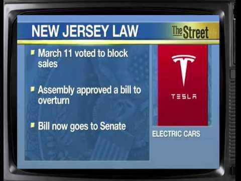 Tesla dealers get green light