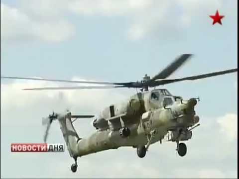 """Những vũ khí hủy diệt của Nga - Tập trận """"Đáp trả tương xứng 2011"""" 1/2"""