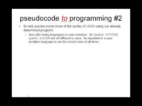 Learn To Program Computer For Beginners