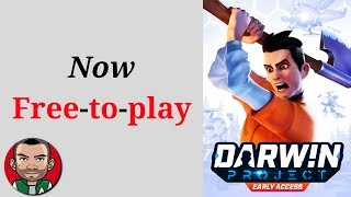 Darwin Project Now Free to Play + Steam Sales 21st April